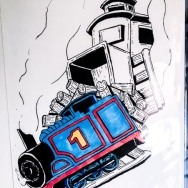Thomas the Trainwreck