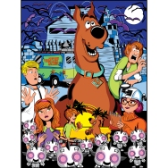 Scoob! Promotional artwork